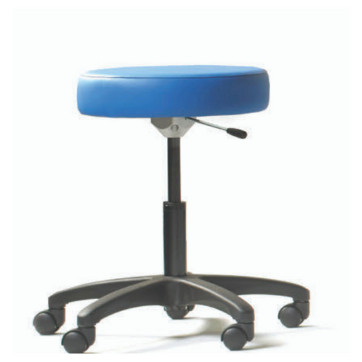 9501 Series Lab/Counter Stool w/ Backrest & Foot Ring