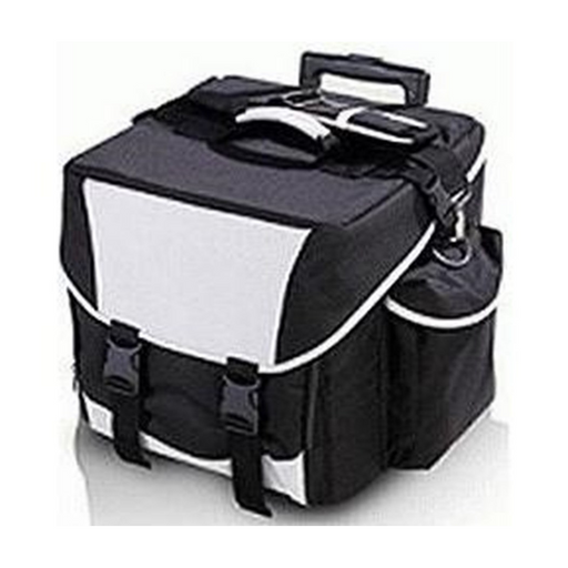 Carrying Bag for EDAN DUS 60 Ultrasonic Imaging System color black and white