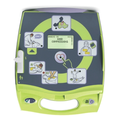 ZOLL AED Semi-Automatic Plus with Medical Prescription