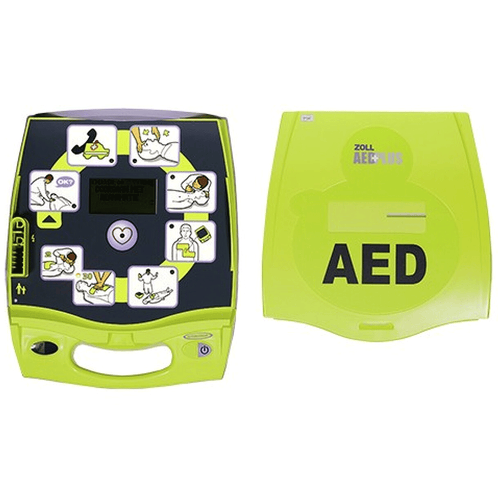 ZOLL AED Plus Fully Automatic Plus