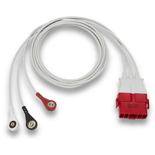 OneStep™ ECG Leads - AHA (3-Lead ECG Only) for Defibrillator