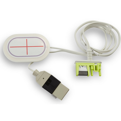 Cable Adapter for ZOLL AED Plus Defibrillator