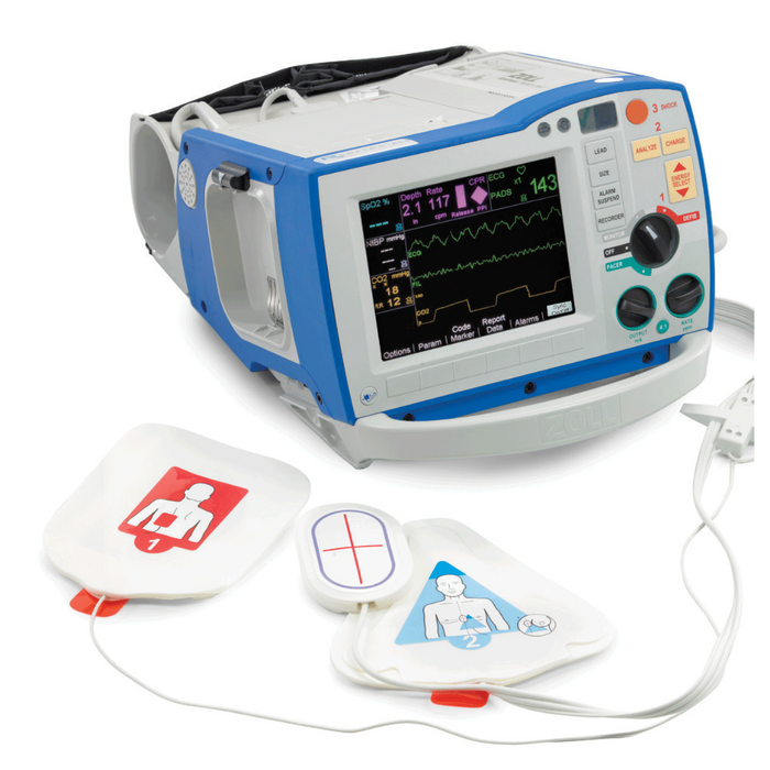 R Series® ALS Defibrillator without Expansion Pack
