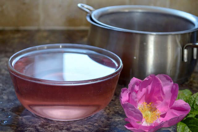 Natural Wild Rose Water (100 ml)