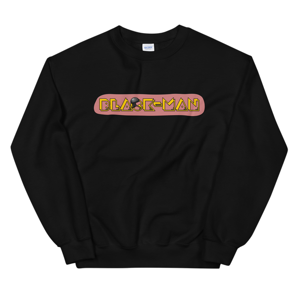 BLACK-MAN SWEATSHIRT