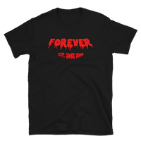 "CLASSIC FOREVER TEE SS - ""RED"""