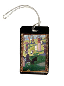 Quickly Bear Bag Tag