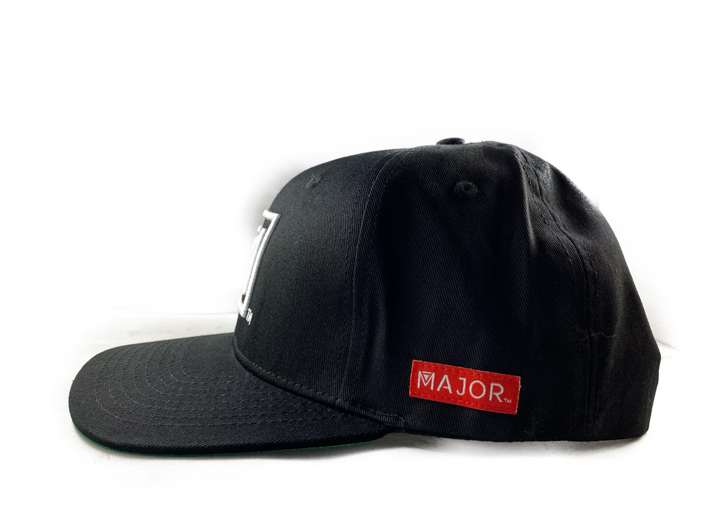 MAJOR M EMBROIDERED HAT