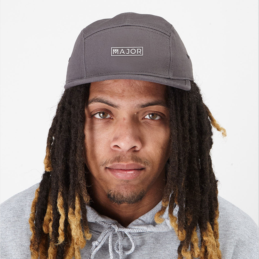 MAJOR EMBROIDERED HAT