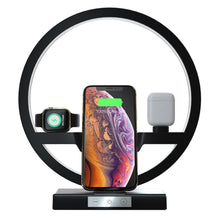 Load image into Gallery viewer, OdyseePro - The Most Elegant 4 in 1 Desk Lamp & Charging Dock