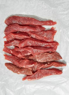 Fresh Beef Stroganoff Slices – 250 grams
