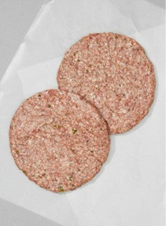 Fresh Beef Burgers - 300 grams