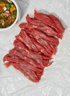 Fresh Beef Fajita - 250 grams