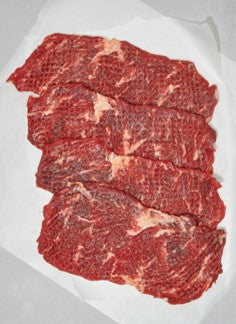 Beef Striploin Steak (Biftek, 5 Pieces) – 400 grams