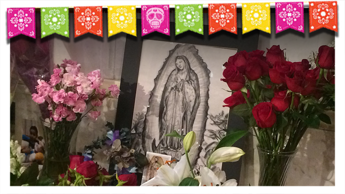 History of the Virgin de Guadalupe