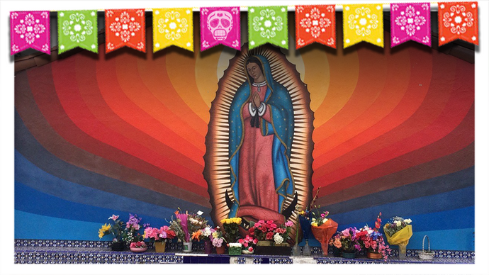 Virgen de Guadalupe Celebrated Online this Year