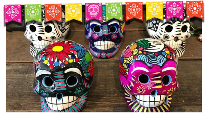 What does the Sugar Skull Represent