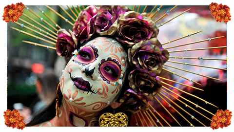 Day of the Dead Moves Into Mainstream Pop Culture