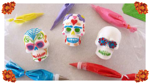How to Make Sugar Skulls!