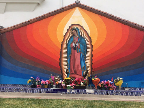 mexican culture products virgin de guadalupe