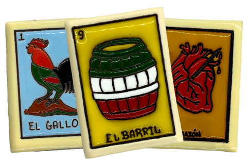 Loteria Tile Without A Stand