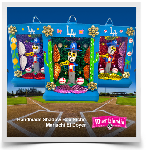 mexican culture products los angeles dodgers los doyers