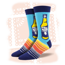 "Load image into Gallery viewer, Men's ""Corona Serape"" Socks"