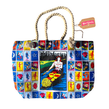 Load image into Gallery viewer, Loteria Large Tote Bag