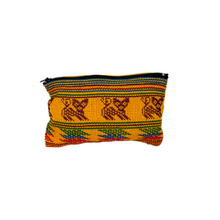 Load image into Gallery viewer, Handmade Woven Zippered Pouch
