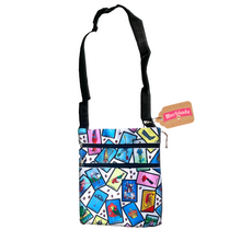 Load image into Gallery viewer, Lotería Cross Body Satchel