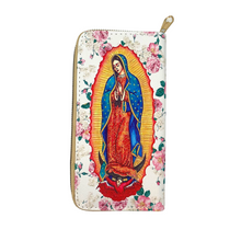 Load image into Gallery viewer, Virgen de Guadalupe Wallet