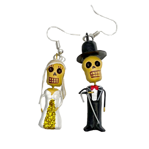Handmade Earrings - Los Novios