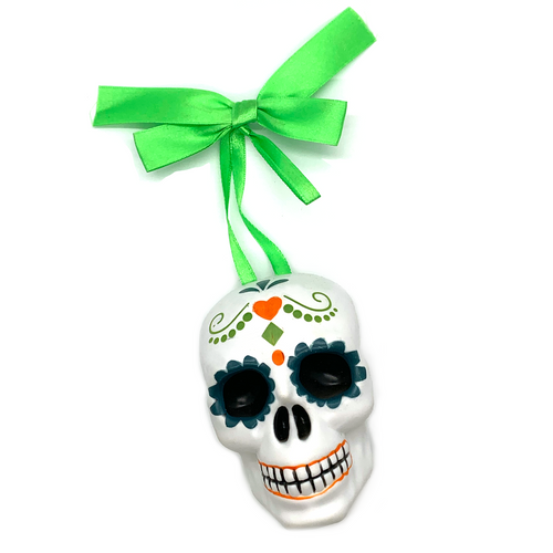 Calavera Hanging Ornament Light