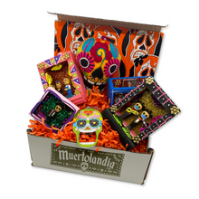Load image into Gallery viewer, Handmade Square Shadow Box Niche - Virgen De Guadalupe Magnet
