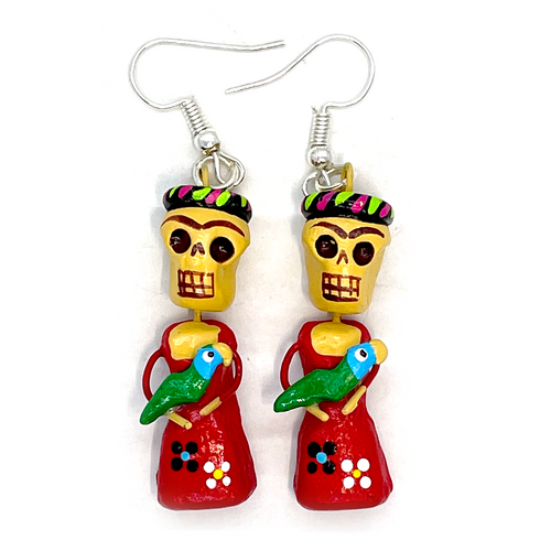 Handmade Earrings - Frida