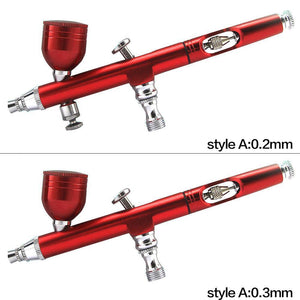 Dual Action Feed Airbrush