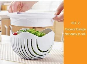 Salad Chopper Bowl