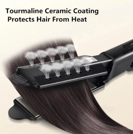 Professional Ceramic Tourmaline Flat Iron Hair Straightener