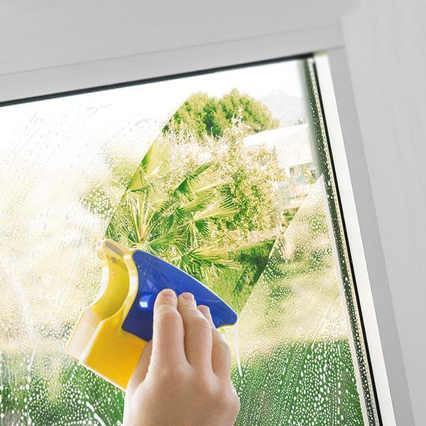 Magnetic Glass Cleaner Brush Window Cleaner