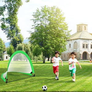 Portable Soccer Goal for Kids
