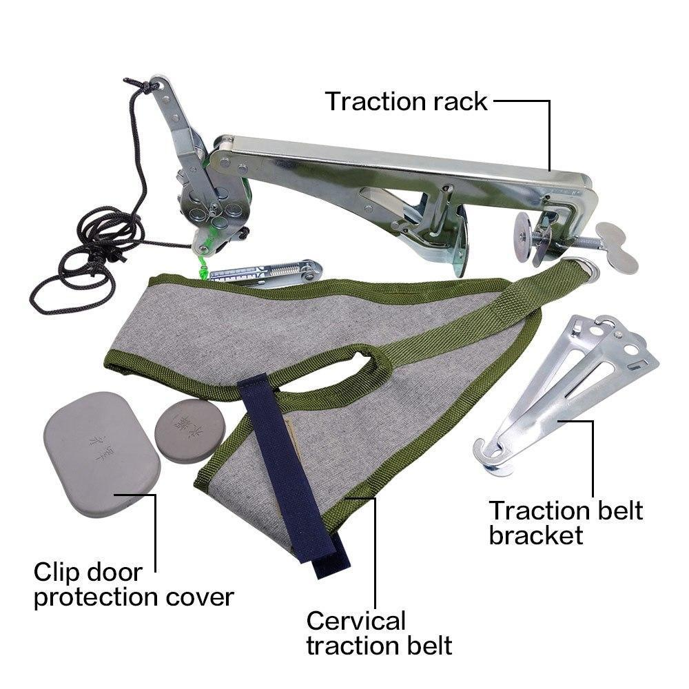 Neck Traction Device - Cervical Traction Kit