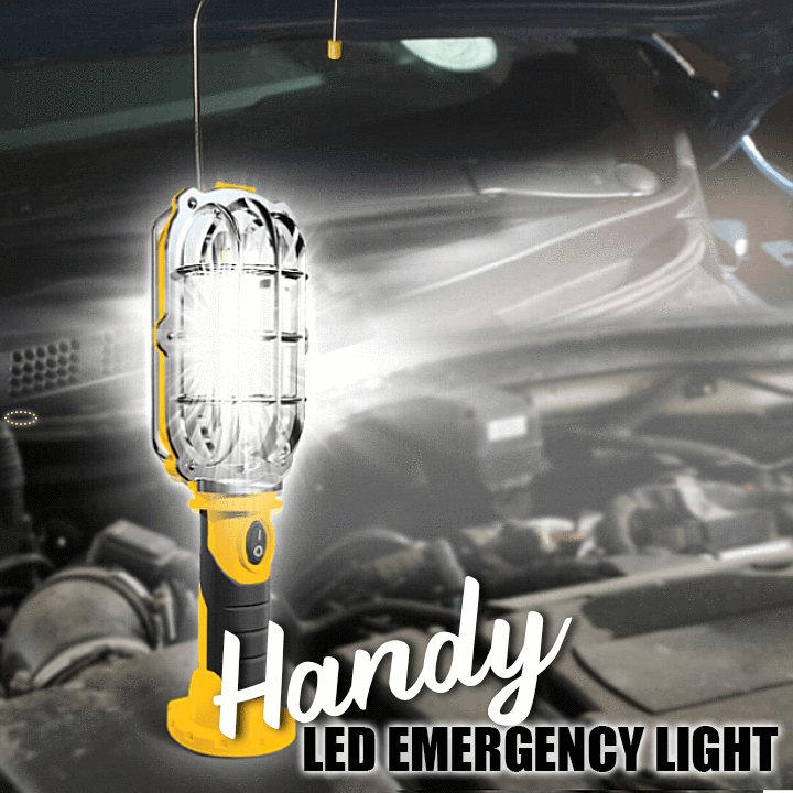 Handy LED Emergency Light