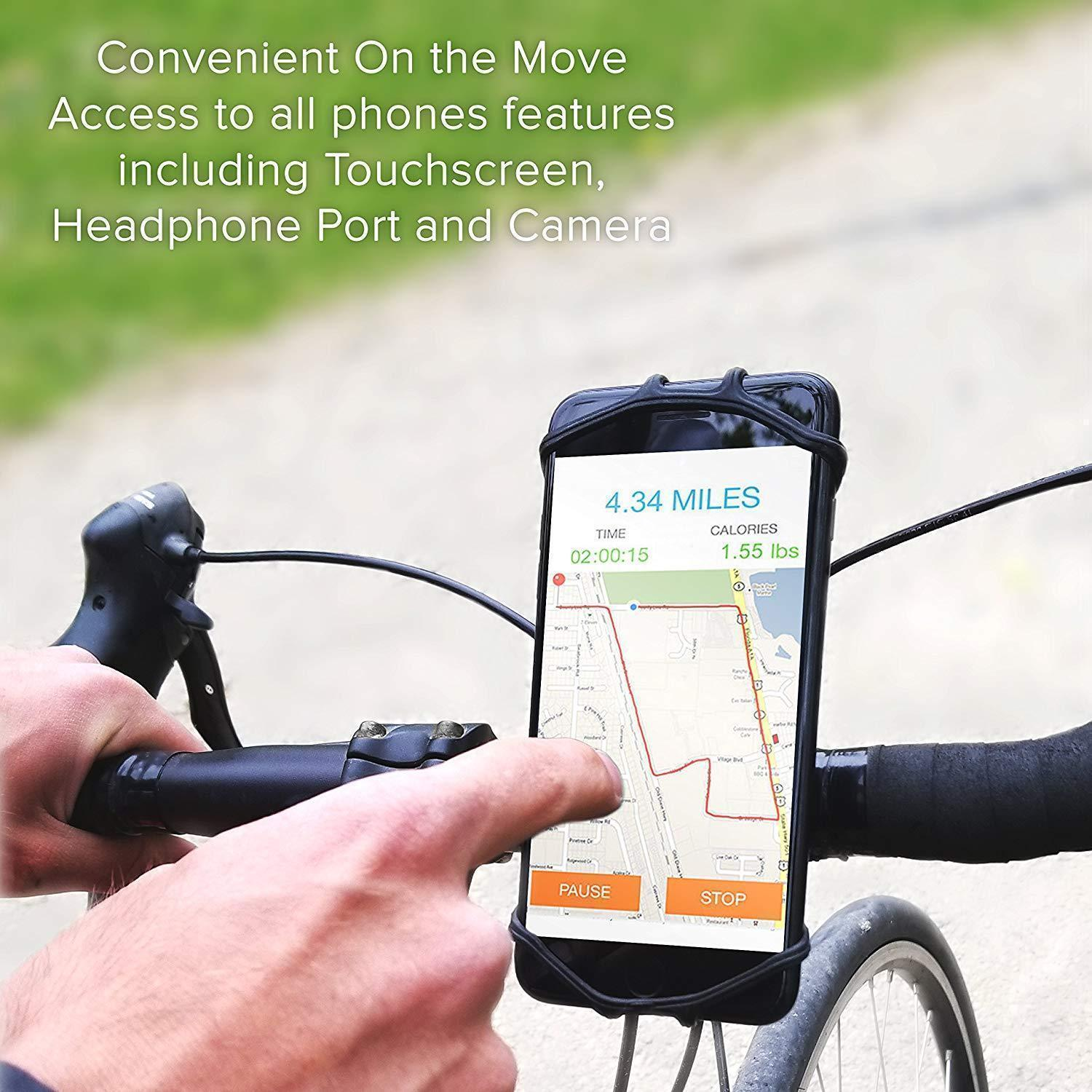 Universal 360° Bike Phone Mount
