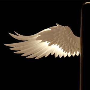 Angel Wing Wireless Charging Dock Fast Charger