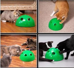 Interactive Motion Cat Toy Scratching Device