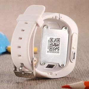 GPS Tracker Kids Smart Watch Voice Calling Child Safety SOS - Skyaish®