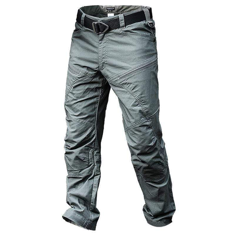 Breathable Slim Tactical Pants Cargo Trousers