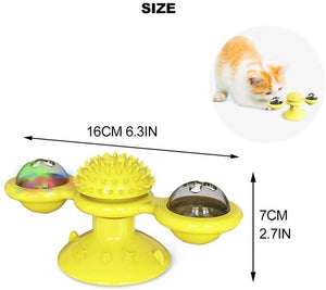 The Windmill Interactive Cat Toy