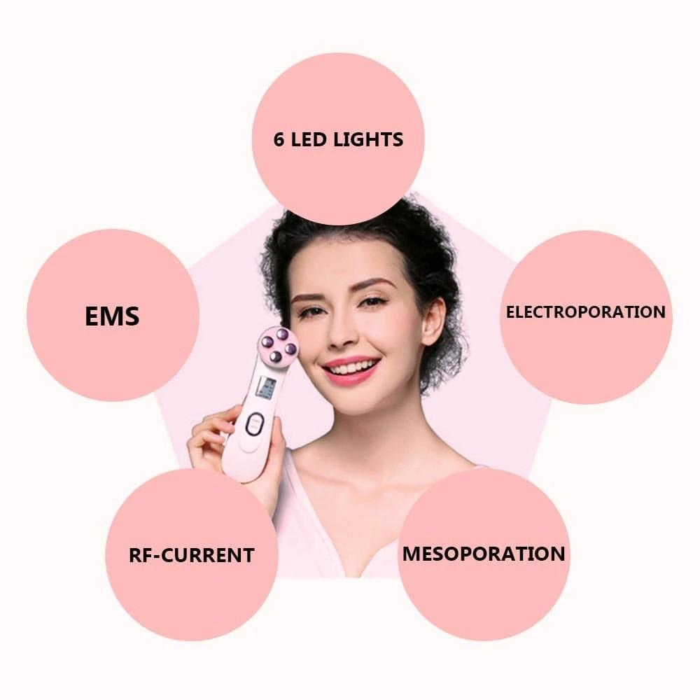 5 in 1 LED Skin Tightening Skyaish®