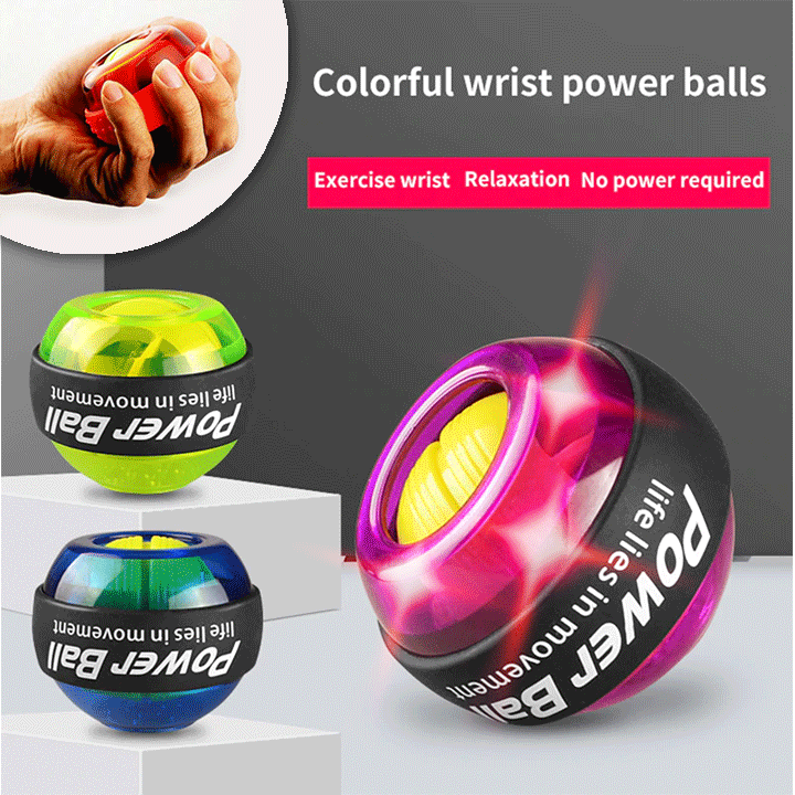 Powerball Wrist & Arm Trainer Gyro Ball